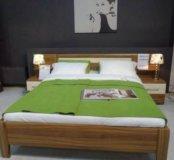 Новая кровать с подиума магазина(Италия)