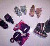 Обувь в идеале на малышку