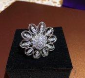 Кольцо бриллиант
