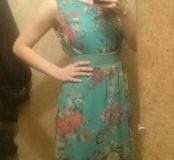 Яркое платье 👗