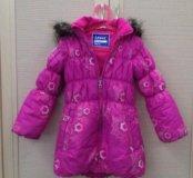 Зимняя куртка 116
