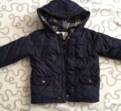 Куртка на весну mothercare