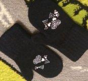 До году рукавички