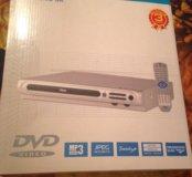 DVD-плеер Vitek новый