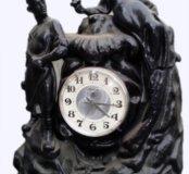 Часы каминные Молния СССР 50-60гг