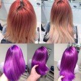 Фиолетовая краска для волос Estel