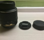 Объектив Nikon DX AF-S nikkor 18-55 mm 13.5-5.6G