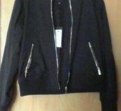 Бомпер куртка новая женская