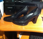 Туфли женские кожа