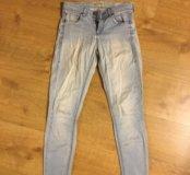 Светлые джинсы topshop