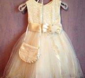 Платье новое для девочек Турция 🇹🇷
