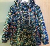 Куртка зима-осень, детская(мембрана), 128