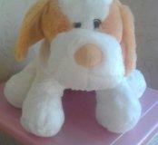 Плюшевая игрушка собачка