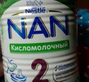 Смесь Нан 2 кисломолочный