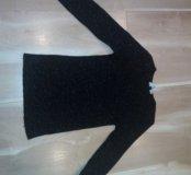 Укороченный тонкий свитерок