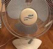 Вентилятор Vitek новый