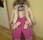 Куртка детская и комбинезон