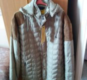 Куртка мужская НОВАЯ весна-осень