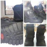 Зимние ботинки полностью натуральные минимен 24 р