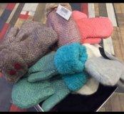 Варежки / перчатки