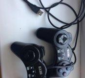 Два USB джойстика