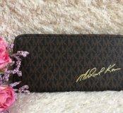 Новый кошелек Michael Kors MK Мишель Корс бумажник