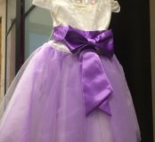 Платье праздничное 9-12