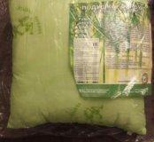 Подушка новая Бамбук 40×40 см