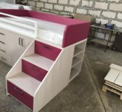 Кровать чердак мини