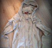 Куртка + свитер + рубашка