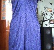 Новое!Гипюровое платье!