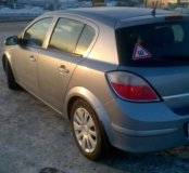 Opel Astra 2005год
