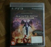 Игра PS3 SAINTS ROW GAT OUT OF HELL