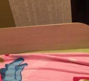 Бампер-ограничитель на детскую кровать.