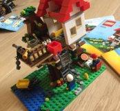 Лего домик на дерево 31010