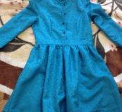 Платье королевское