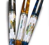 Серебряные ручки