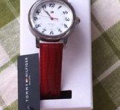 Tommy hilfiger новые часы
