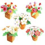 Детское творчество, цветы