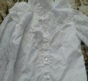 Блузки. 4 шт.