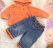 Одежда на ребёнка 74-80р