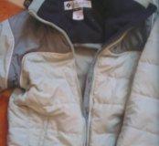 Спортивная куртка коламбия 46