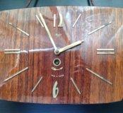 Настенные часы времён СССР 1200 р