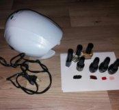 Лампа и лаки