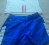 Спортивный костюм летний