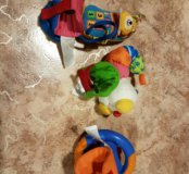 Игрушки на прогулочную коляску