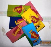 Шоколад Love is