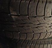 Летняя Резина R-17,225/65 Bridgestone Dueler HT687