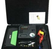 Пуско зарядное устройство+компрессор X9