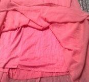 Красивая юбка в пол 44-46